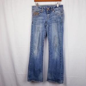 Cowgirl Tuff Co Bootcut Jeans 27x31 (30 x 30.5)